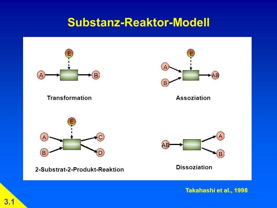 Substanz-Reaktor-Modell