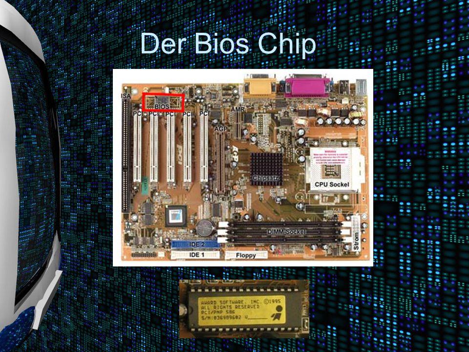 Der Bios Chip