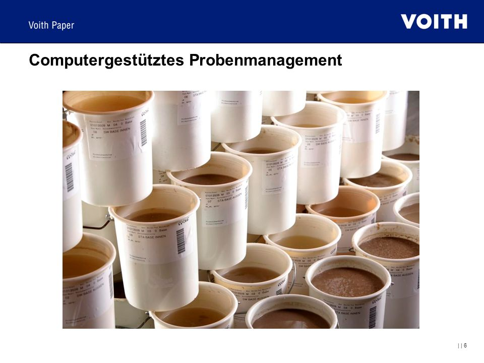 Computergestütztes Probenmanagement