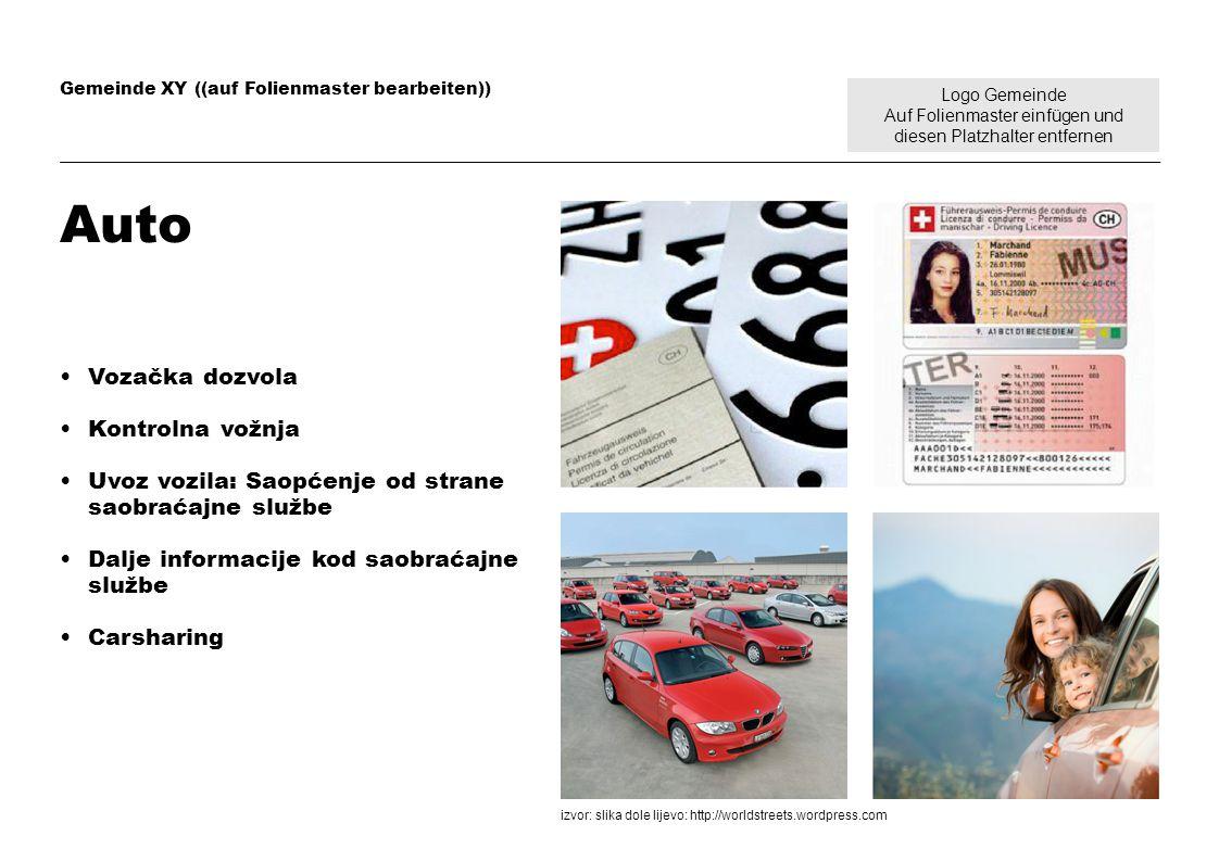 Auto Vozačka dozvola Kontrolna vožnja