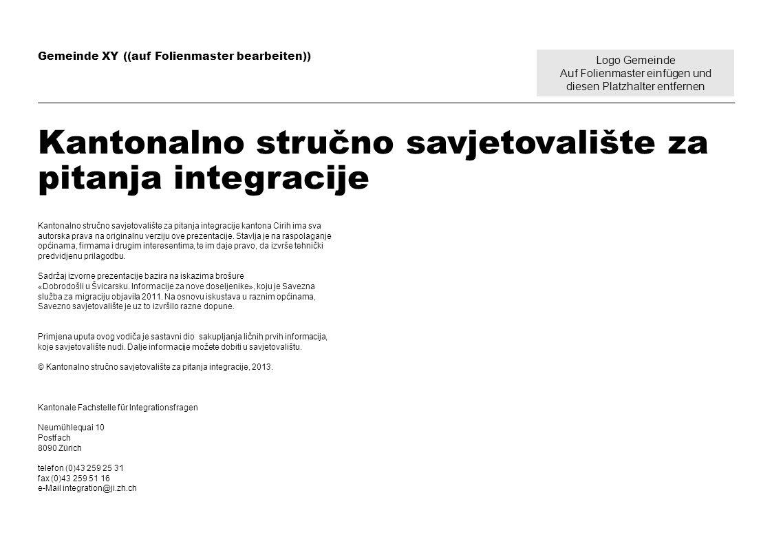 Kantonalno stručno savjetovalište za pitanja integracije