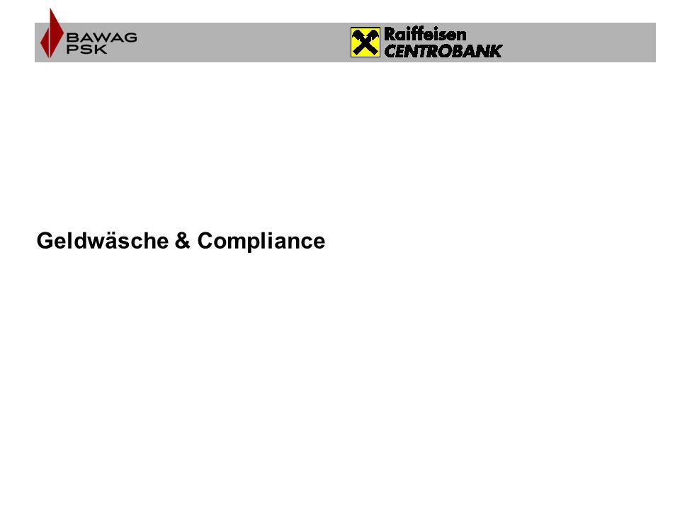 Geldwäsche & Compliance