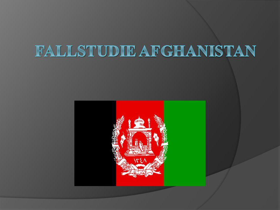 Fallstudie Afghanistan