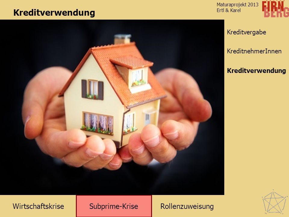 Kreditverwendung Kreditverwendung