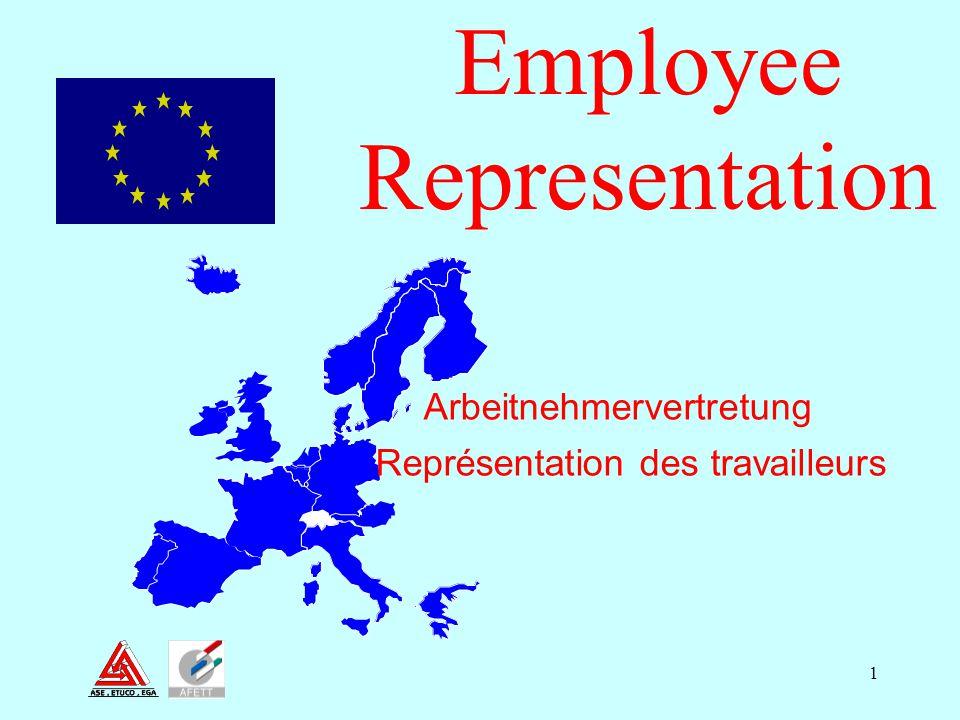 Employee Representation
