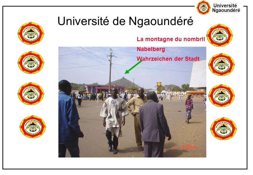 Université de Ngaoundéré