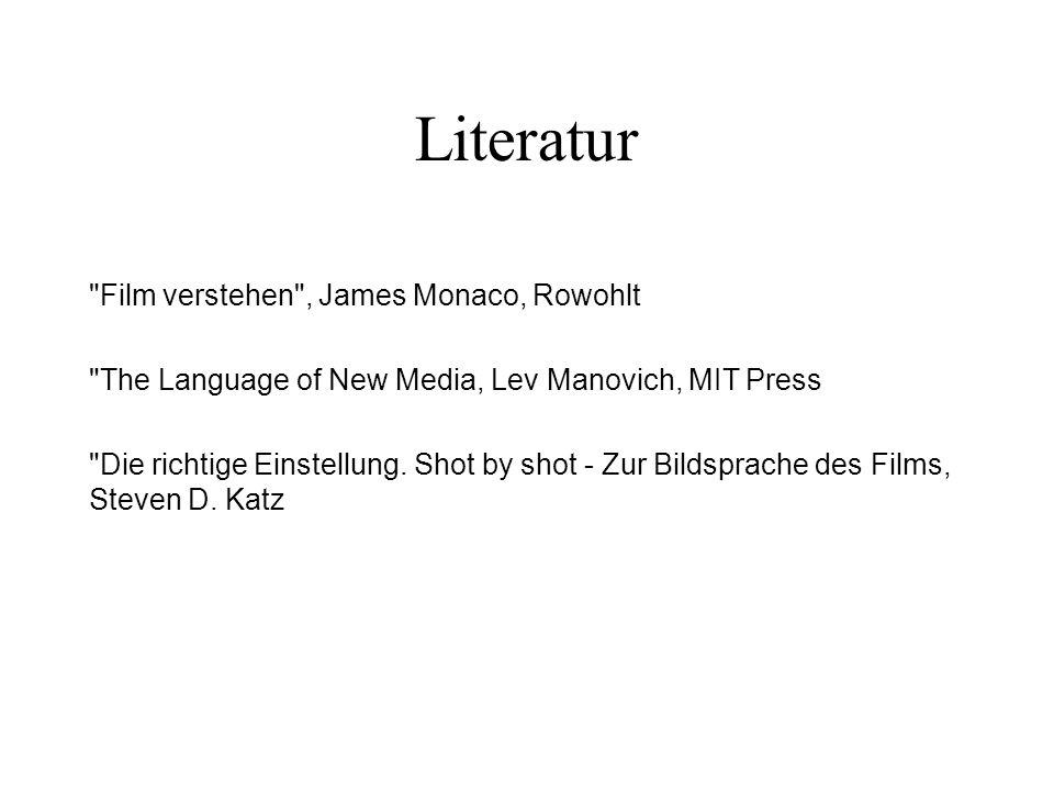 Literatur Film verstehen , James Monaco, Rowohlt
