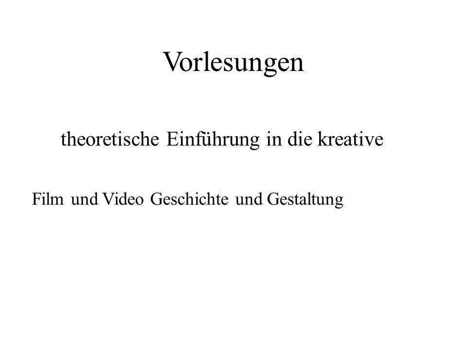theoretische Einführung in die kreative