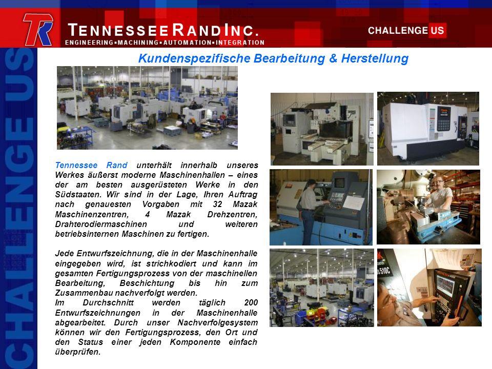 Kundenspezifische Bearbeitung & Herstellung