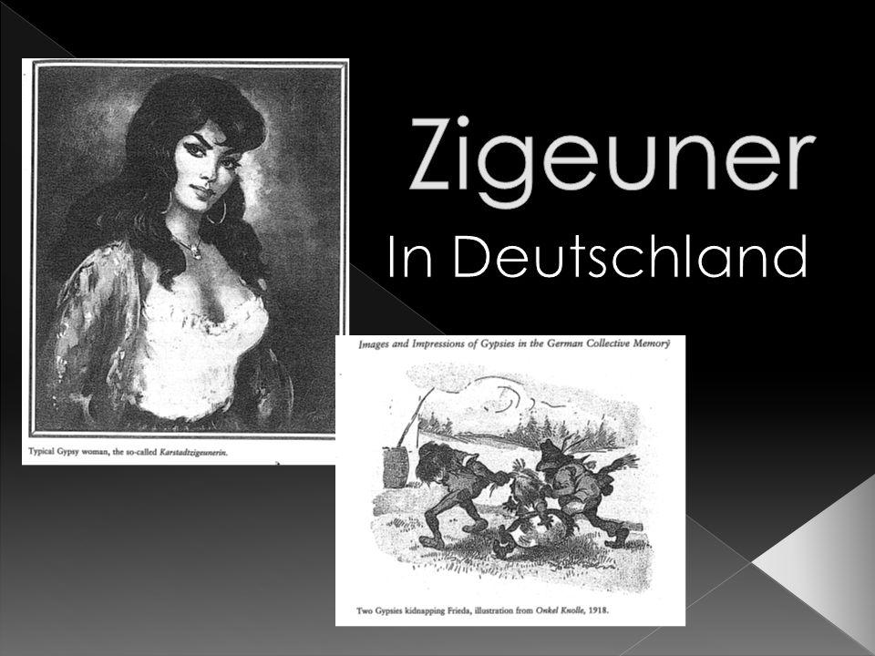 Zigeuner In Deutschland