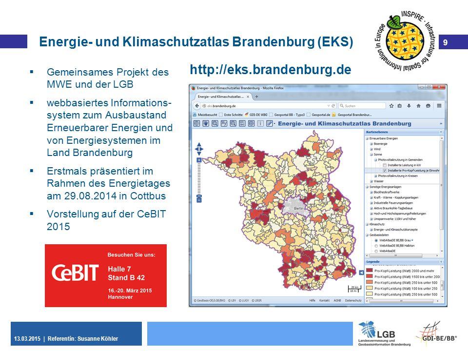 Energie- und Klimaschutzatlas Brandenburg (EKS)