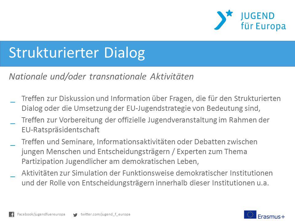 Strukturierter Dialog