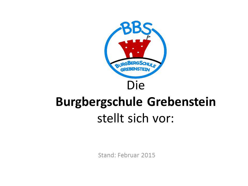 Die Burgbergschule Grebenstein stellt sich vor: