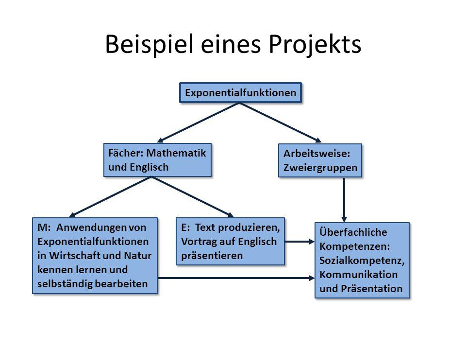 Beispiel eines Projekts