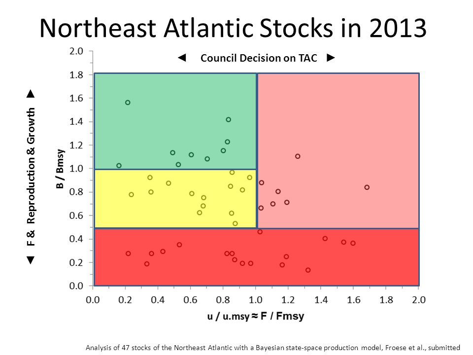 Northeast Atlantic Stocks in 2013