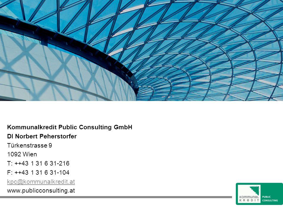 Kommunalkredit Public Consulting GmbH