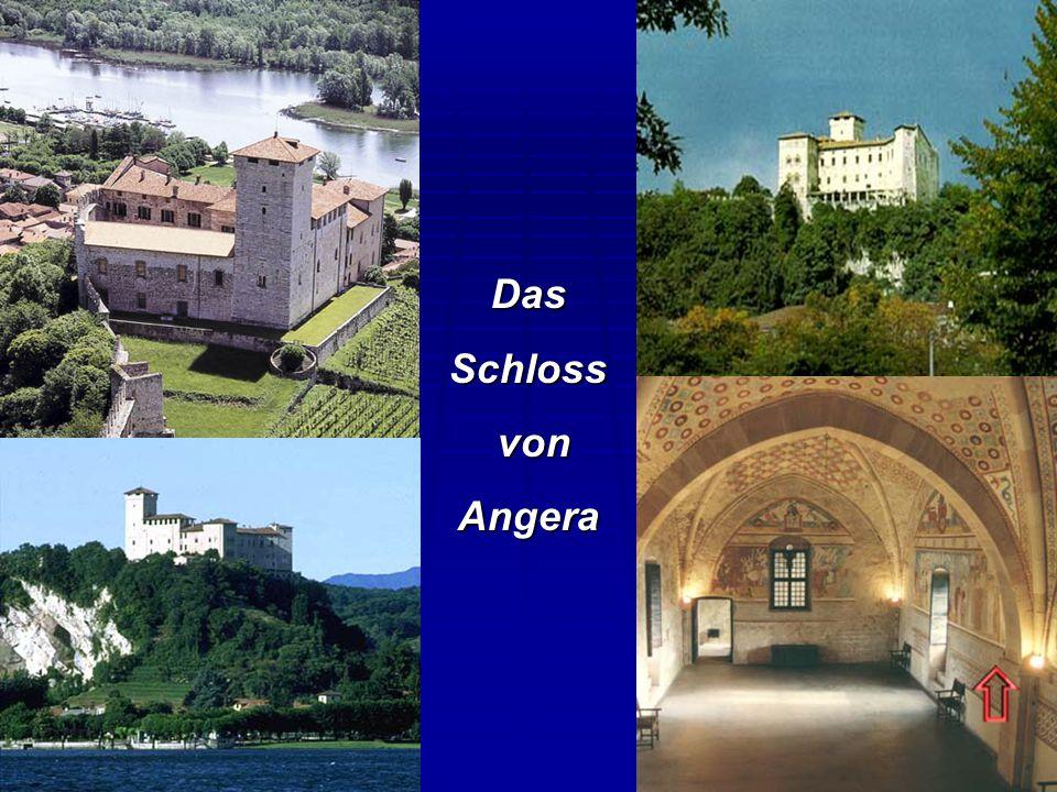 Das Schloss von Angera