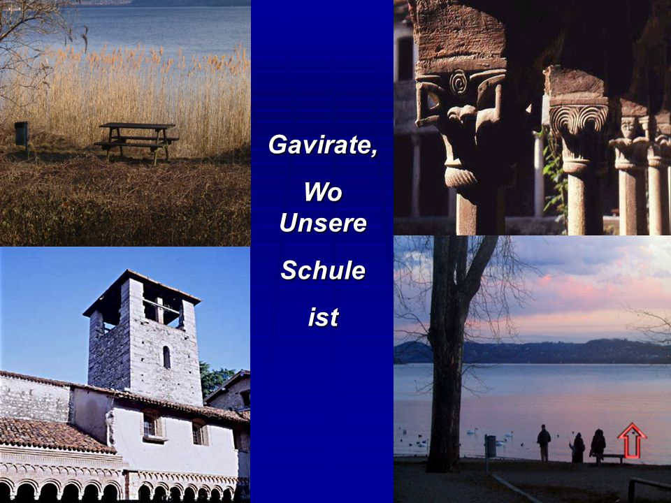 Gavirate, Wo Unsere Schule ist