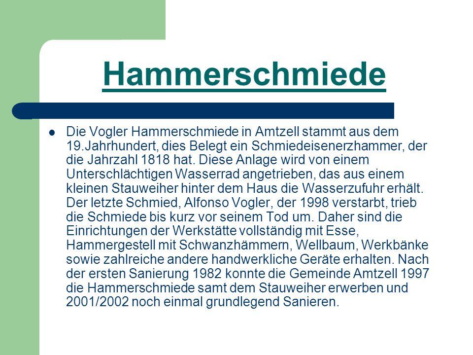 Hammerschmiede