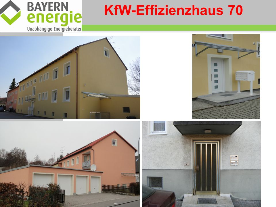 KfW-Effizienzhaus 70