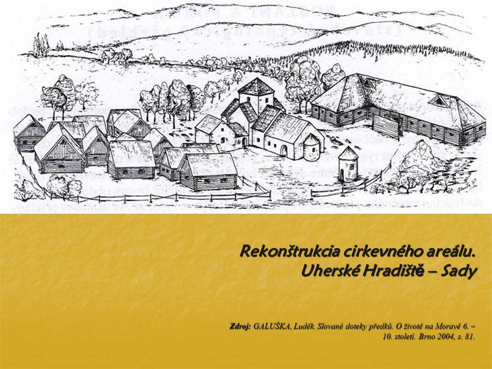 Rekonštrukcia cirkevného areálu. Uherské Hradiště – Sady