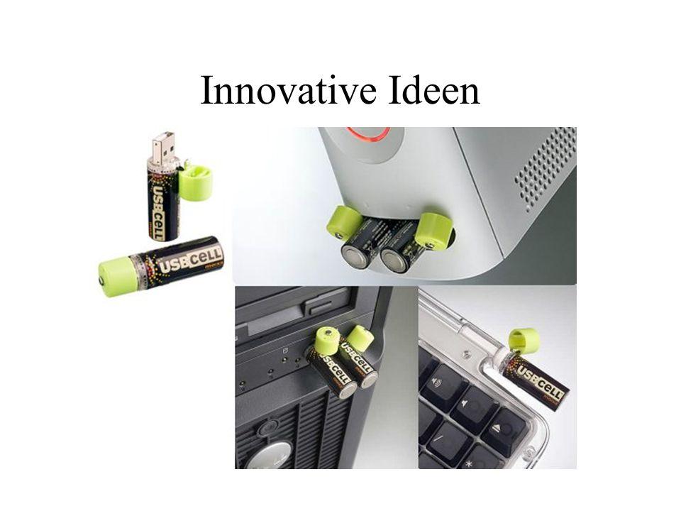 Innovative Ideen
