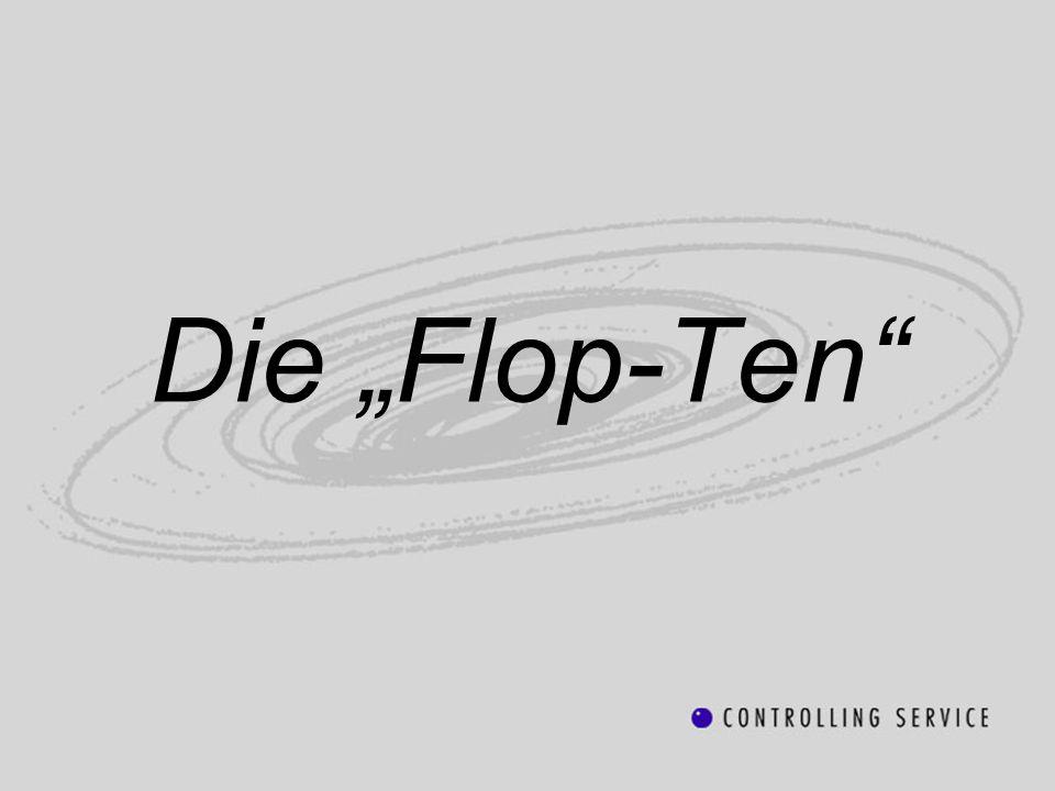 """Die """"Flop-Ten"""