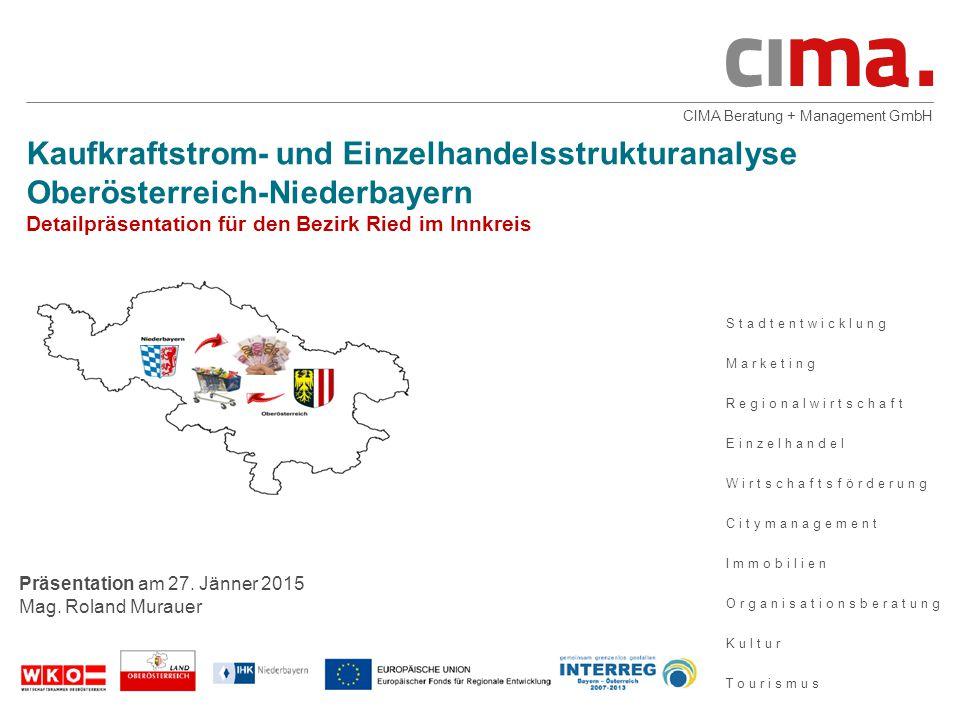 Präsentation am 27. Jänner 2015 Mag. Roland Murauer