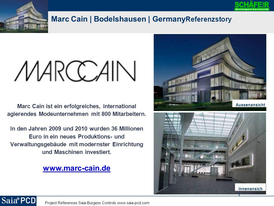 Marc Cain | Bodelshausen | GermanyReferenzstory