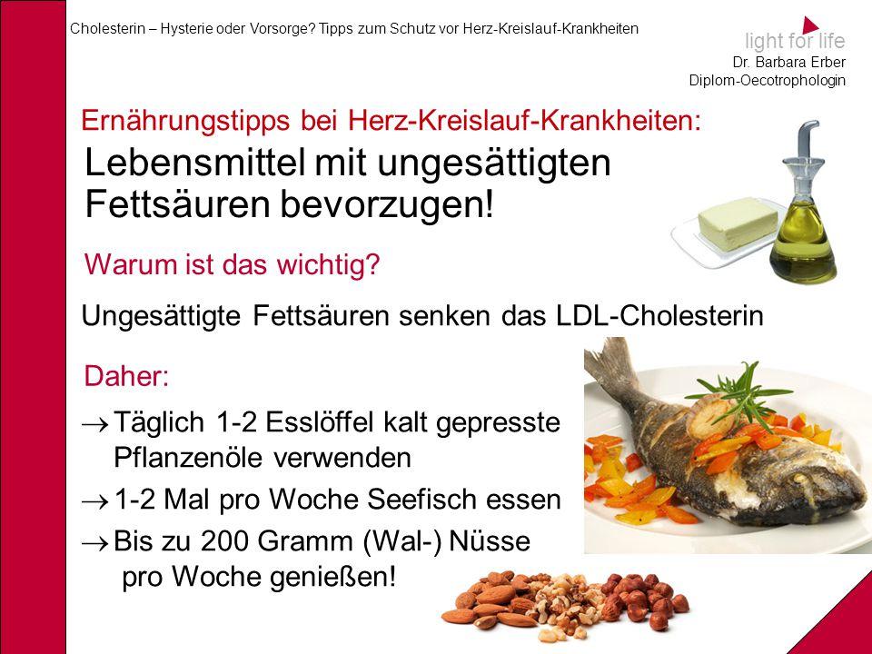 Ernährungstipps bei Herz-Kreislauf-Krankheiten:
