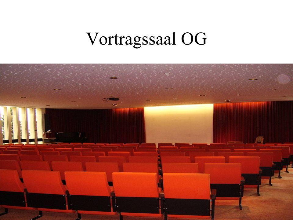 Vortragssaal OG