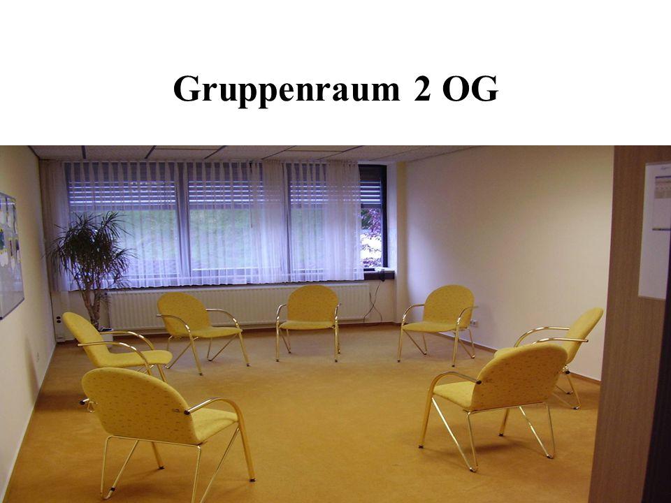Gruppenraum 2 OG