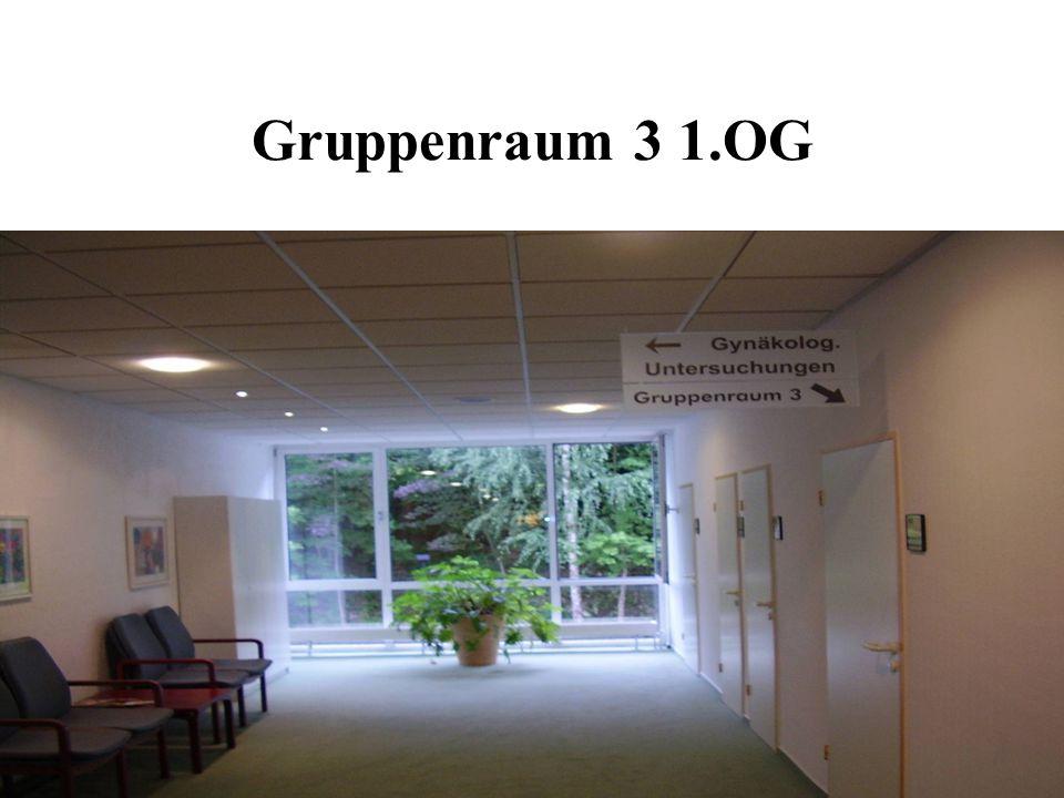 Gruppenraum 3 1.OG