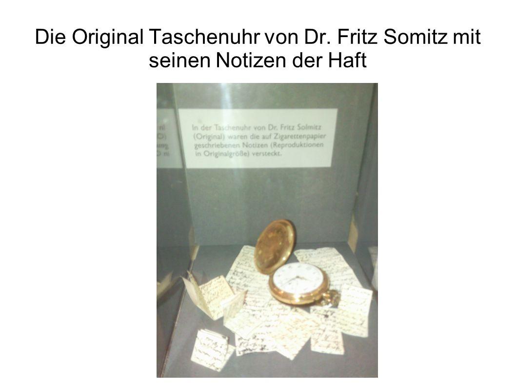 Die Original Taschenuhr von Dr