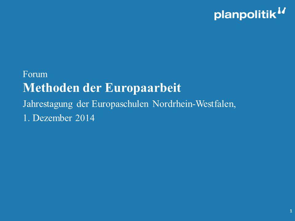 Jahrestagung der Europaschulen Nordrhein-Westfalen, 1. Dezember 2014