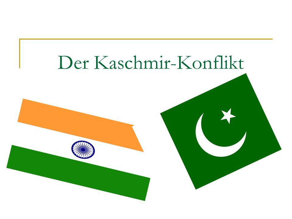 Der Kaschmir-Konflikt