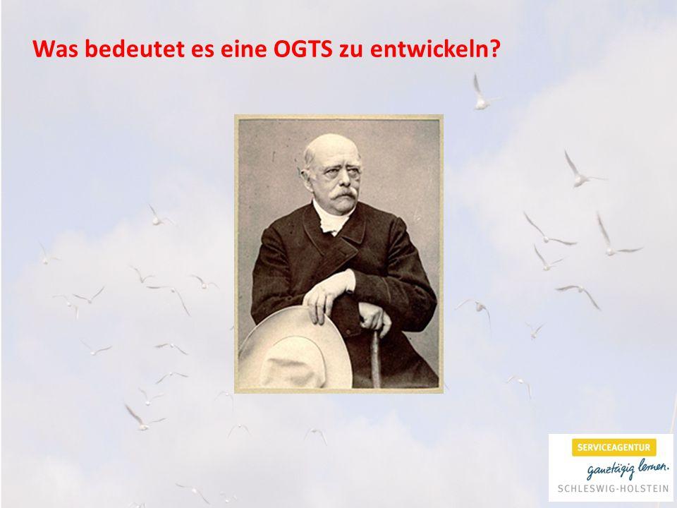 Was bedeutet es eine OGTS zu entwickeln