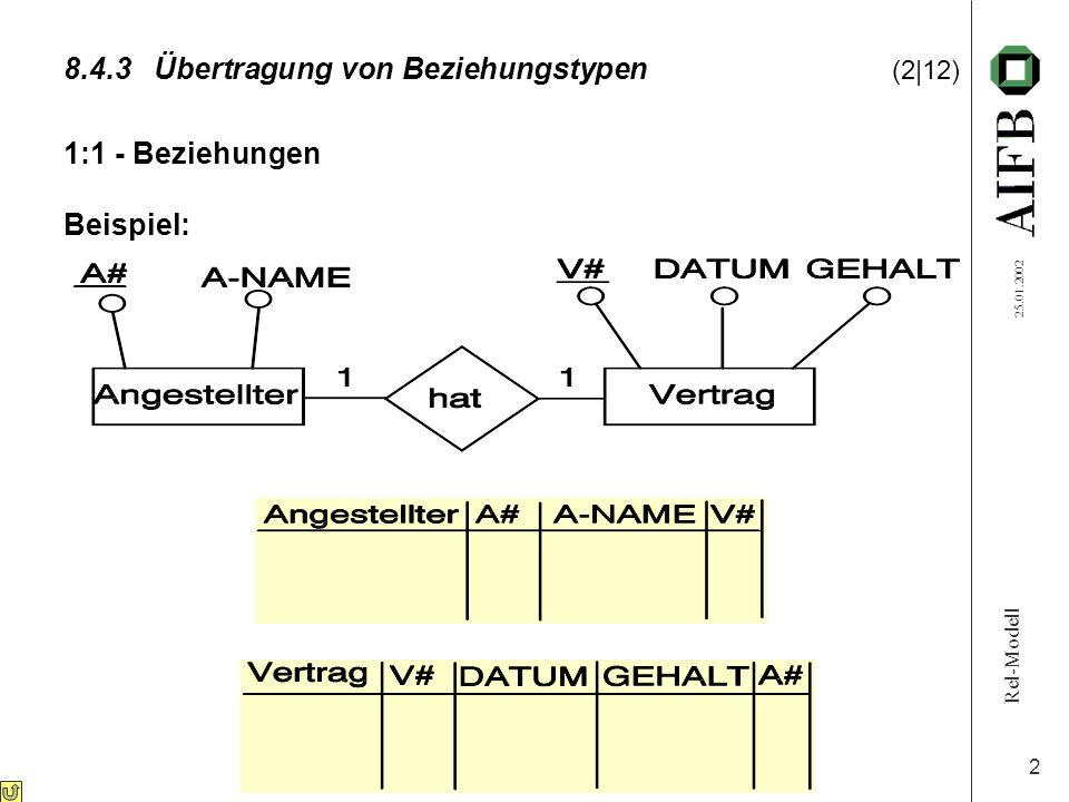 8.4.3 Übertragung von Beziehungstypen (2|12)