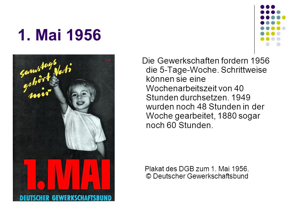 1. Mai 1956