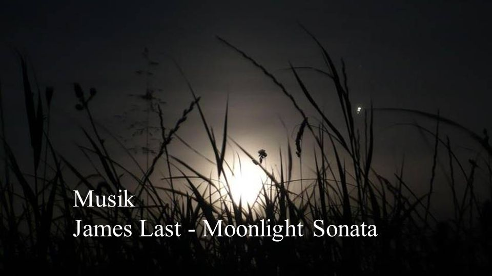Musik James Last - Moonlight Sonata