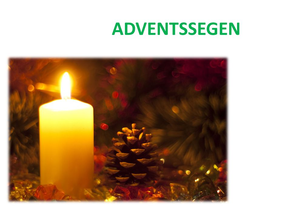 ADVENTSSEGEN