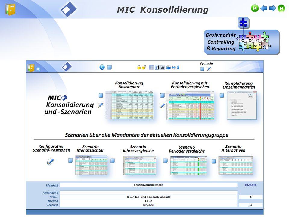 Basismodule Controlling