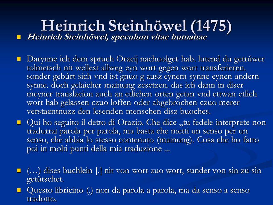 Heinrich Steinhöwel (1475)