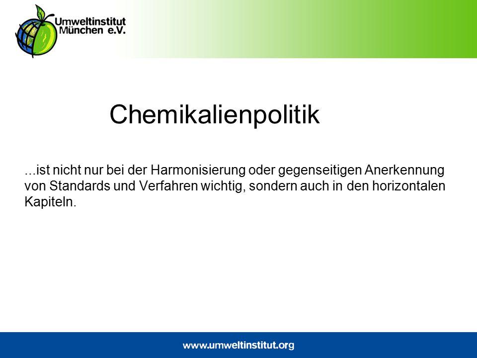 Chemikalienpolitik