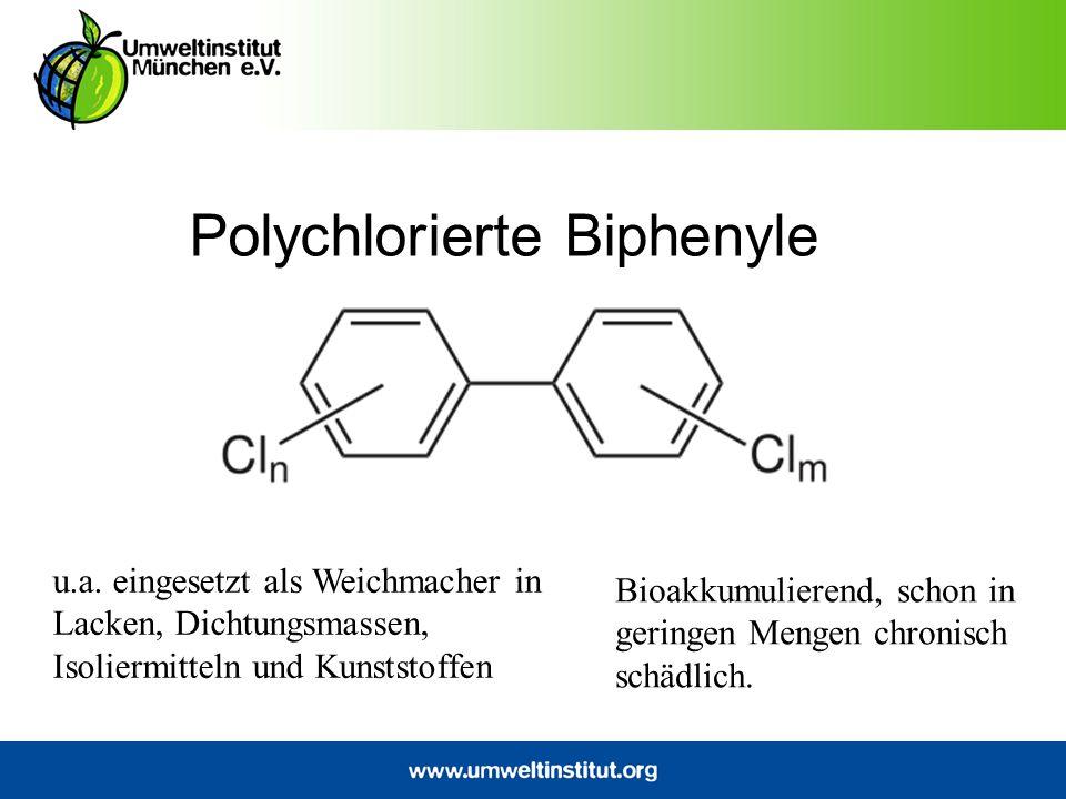 Polychlorierte Biphenyle
