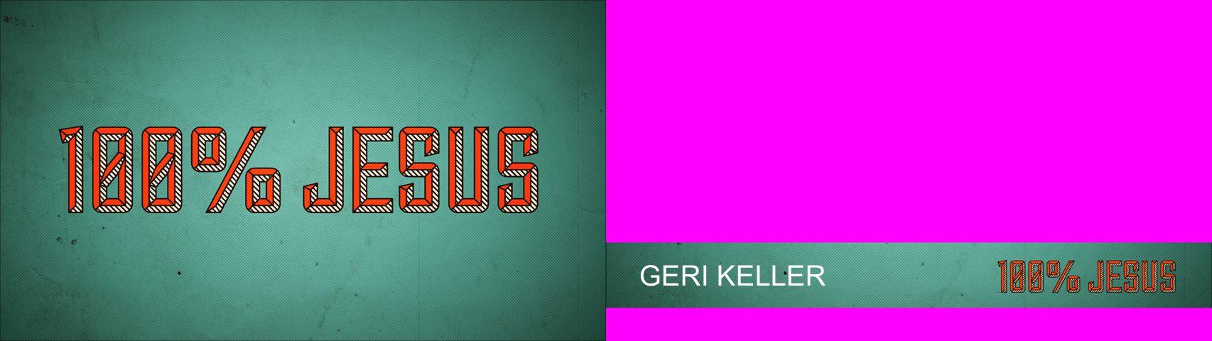 GERI KELLER Serienlogo