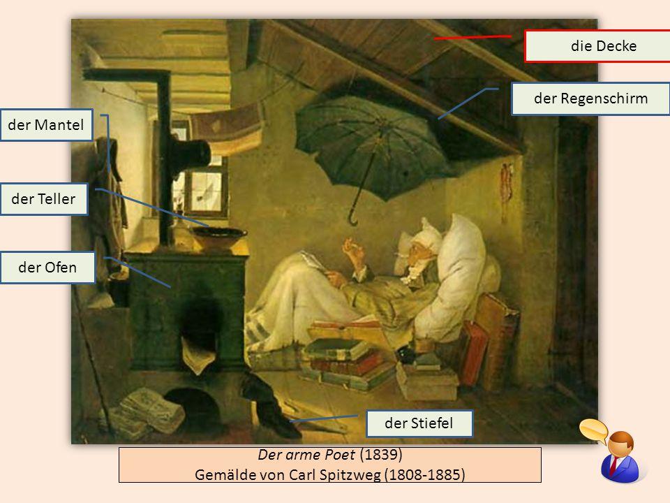 Gemälde von Carl Spitzweg (1808-1885)