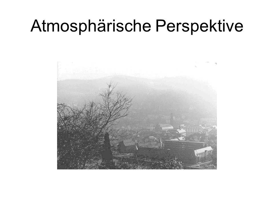 Atmosphärische Perspektive