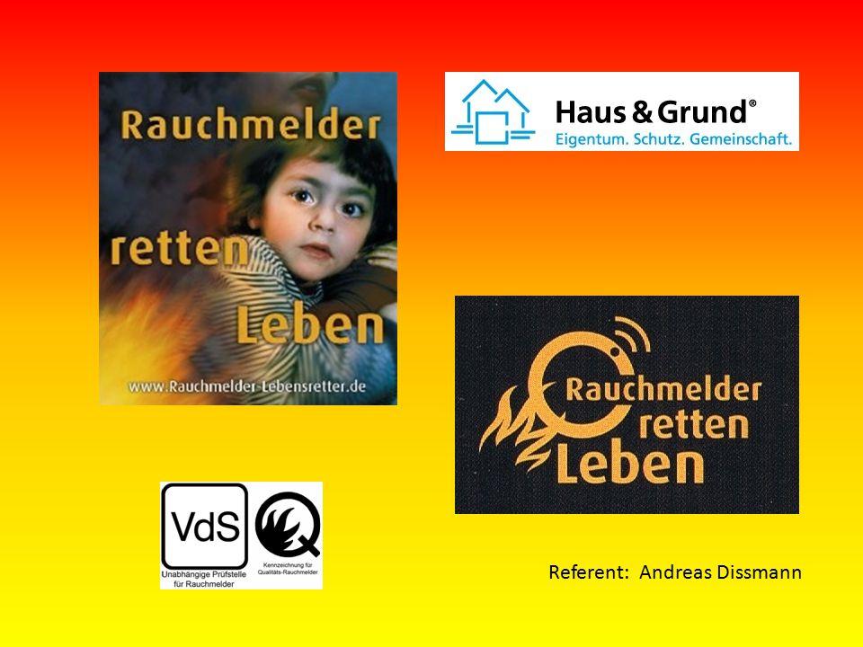 Referent: Andreas Dissmann