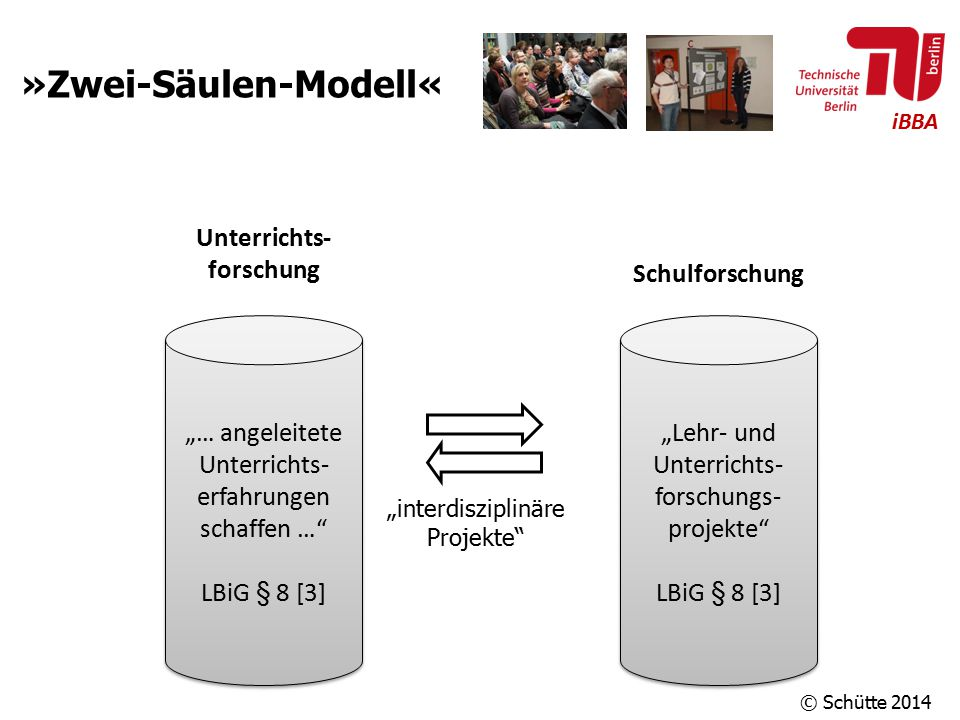 »Zwei-Säulen-Modell«
